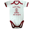 Ropa Para Bebe Body Bodie Futbol Del America Como Mi Papa