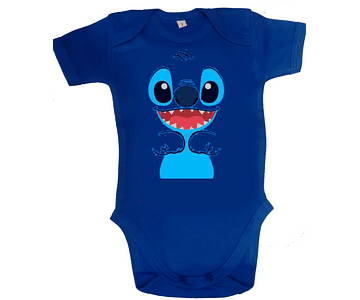 Body para bebe stitch Baby monster