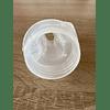 2 Clips para Extracción directa bolsa de almacenamiento