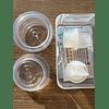 Set (2) Diafragmas y Válvulas