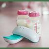 2 Masajeadores para Lactancia Eléctricos y Calientes