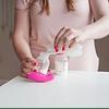 Recolector de Silicona libre de BPA y PVC