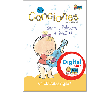 CD Mis Canciones - Formato Digital