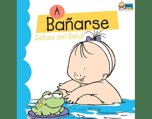 Libro A Bañarse