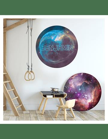 Puertecillo Bubble Nebula: nombre a elección