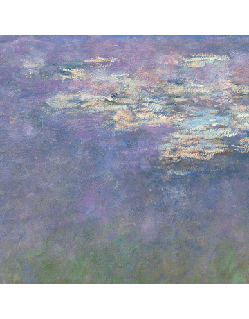 Cabecera Claude Monet - Nenufares y Agapantos - 1915 - 1926