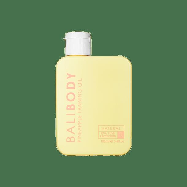 Pineapple Tanning Oil SPF15