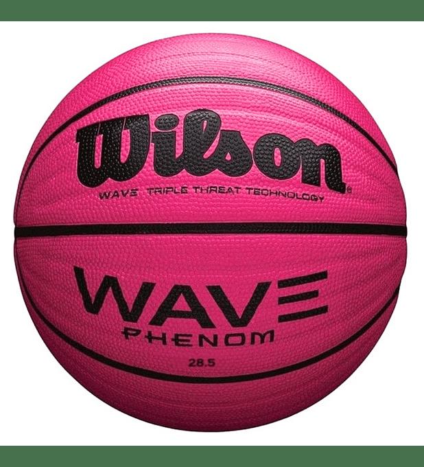Balón Basketball Wilson Wave Pelota Tamaño 6