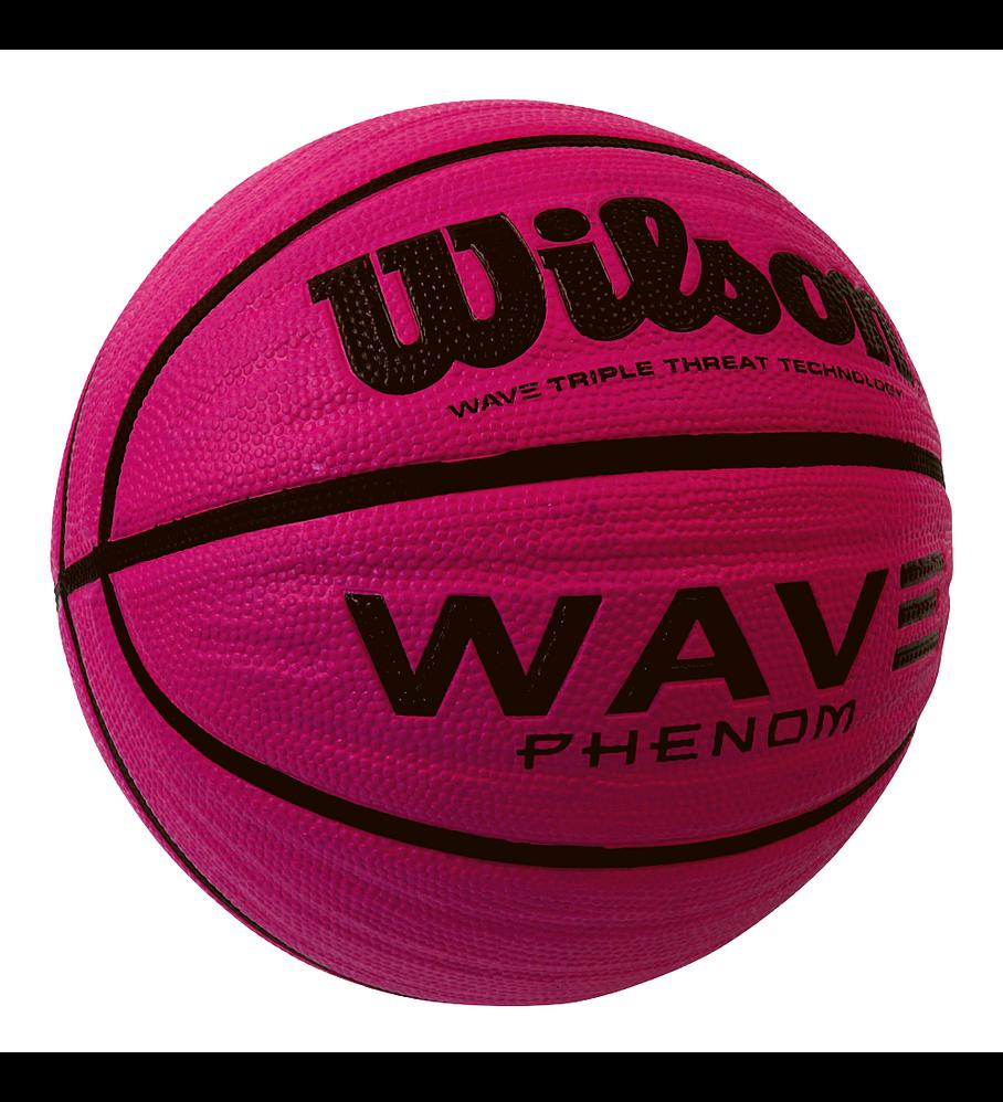 Balón Basketball Wilson Wave Tamaño 6