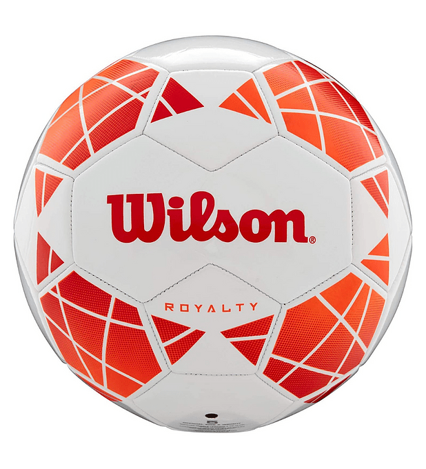 Balón Futbol Wilson Royalty Diamond Pelota Tamaño 5