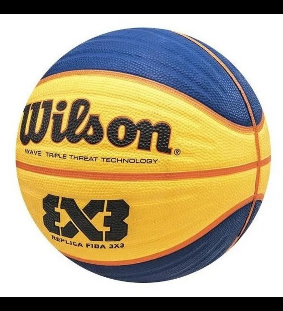 Balón Basketball Wilson FIBA 3x3 Replica Pelota 6