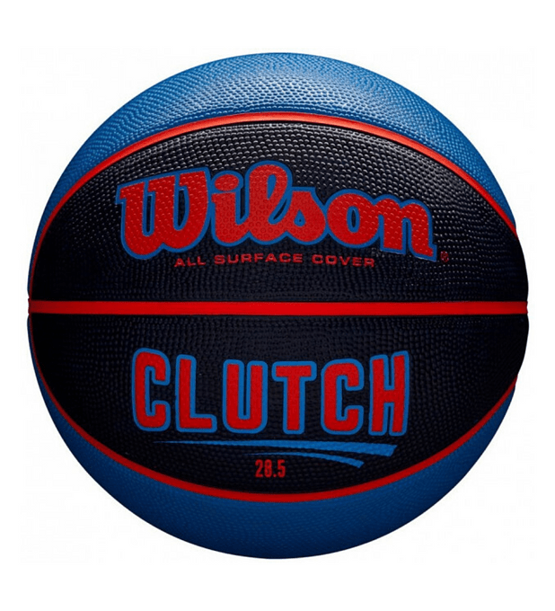 Balón Basketball Wilson Clutch Pelota Tamaño 6