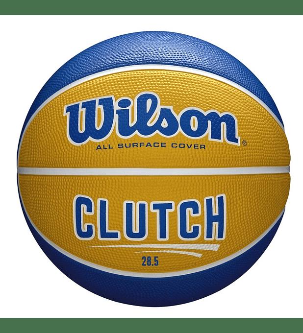 Balón Basketball Wilson Clutch Pelota Tamaño 7