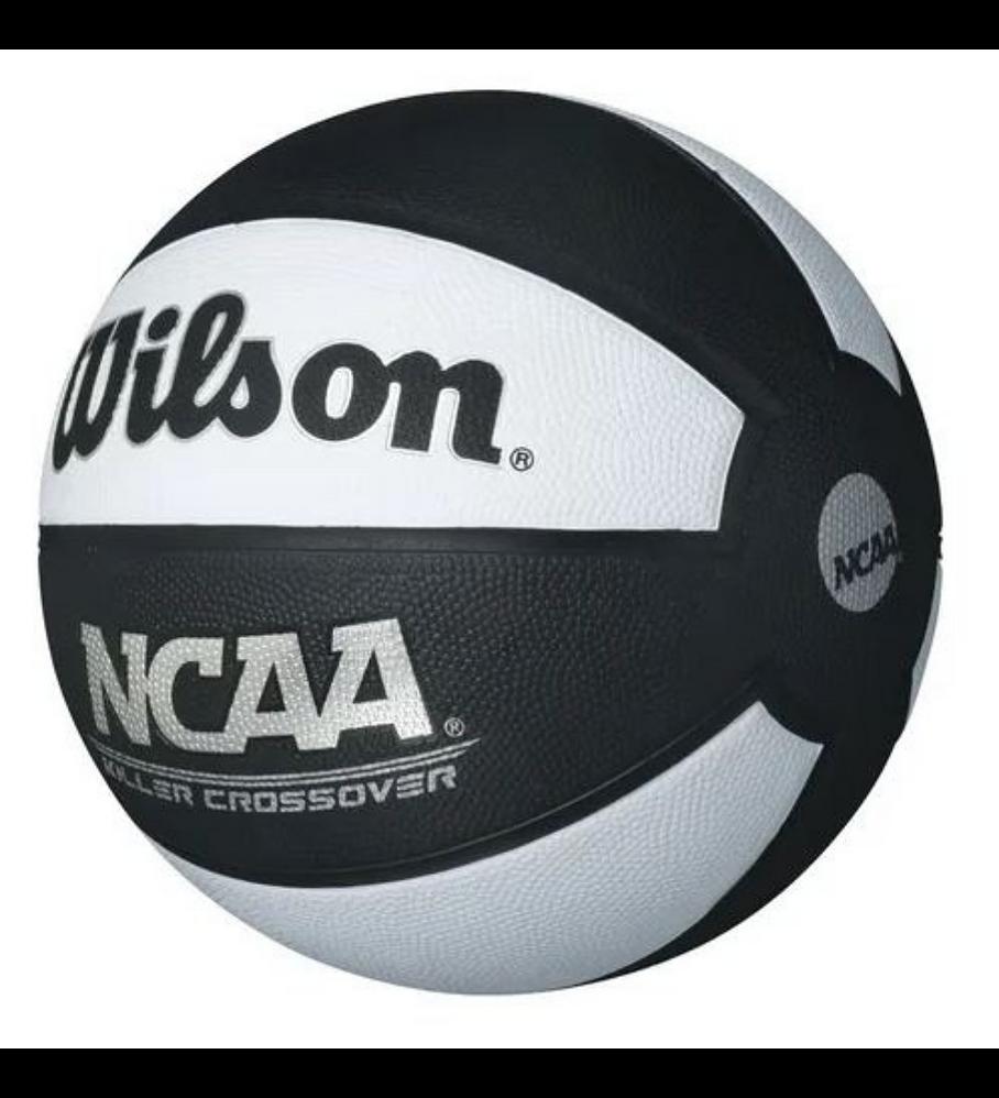 Balón Basketball Wilson NCAA Killer Crossonver Tamaño 7