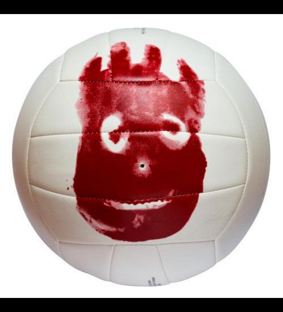 Balón Volleyball Mr Wilson Castaway Tamaño 5