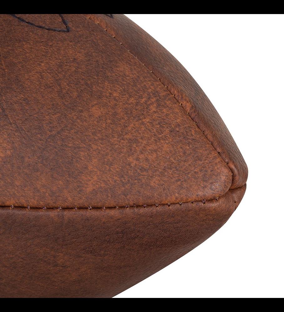 Balón Futbol Americano Nfl Jr Throwback Team Logo Dallas Cowboys Pelota Tamaño GST Colegial