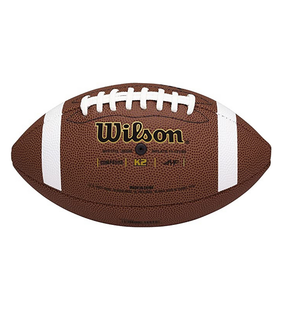 Balón Futbol Americano K2 Composite Leather Tamaño Pee-wee