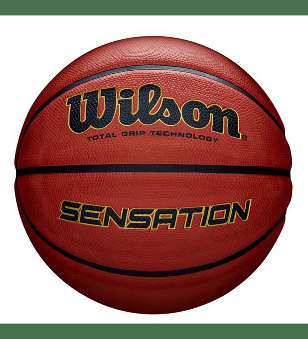 Balón Basketball Wilson Sensation Pelota Tamaño 7