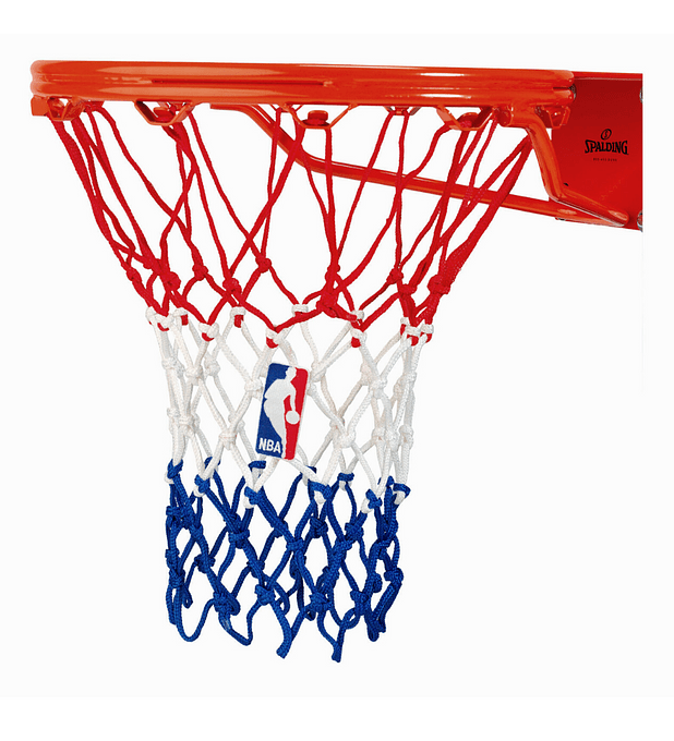 Malla / Red Basketball Spalding NBA Heavy Duty Net Red