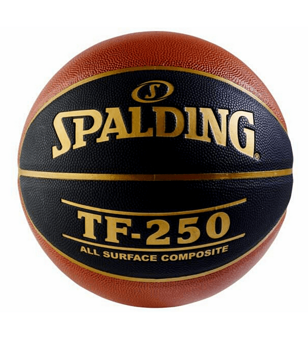 Balón Basketball Spalding TF 250 All Surface Tamaño 7