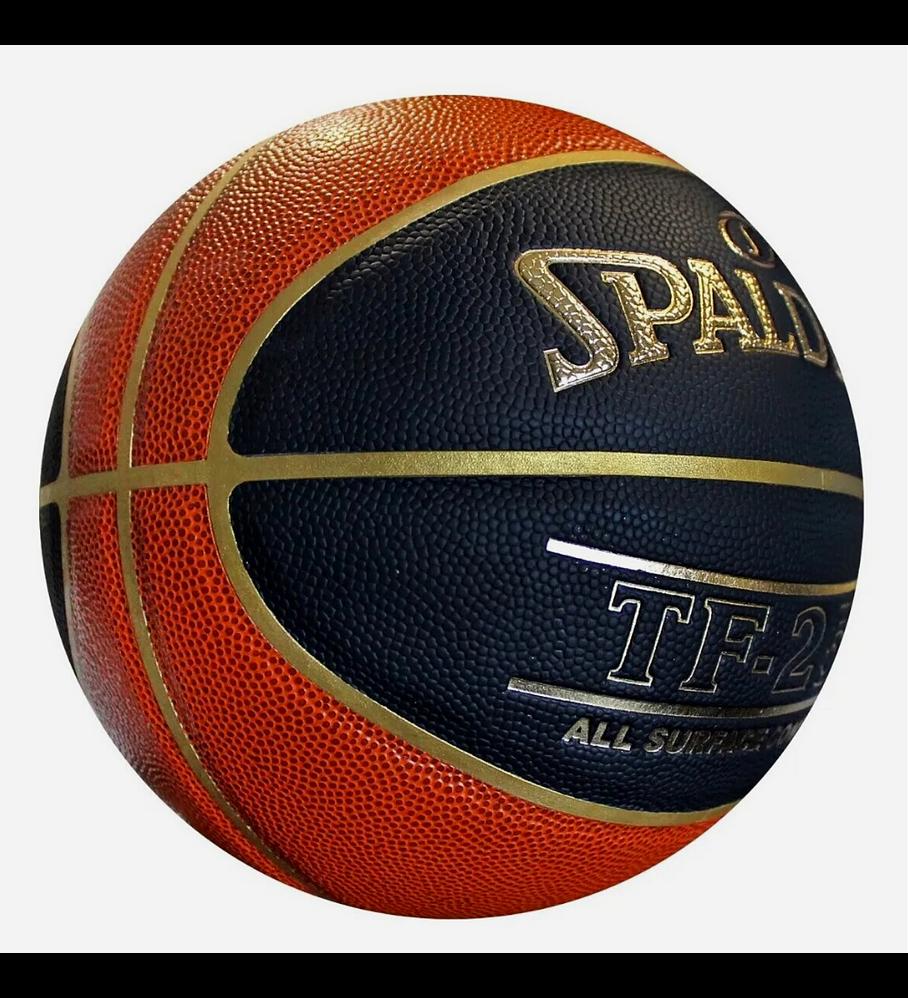 Balón Basketball Spalding TF 250 All Surface Tamaño 7