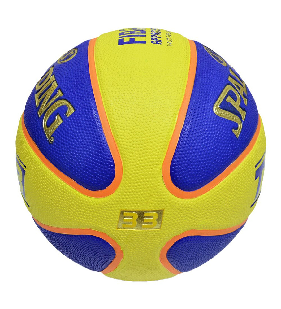 Balón Basketball Spalding TF 33 (3x3) Tamaño 6