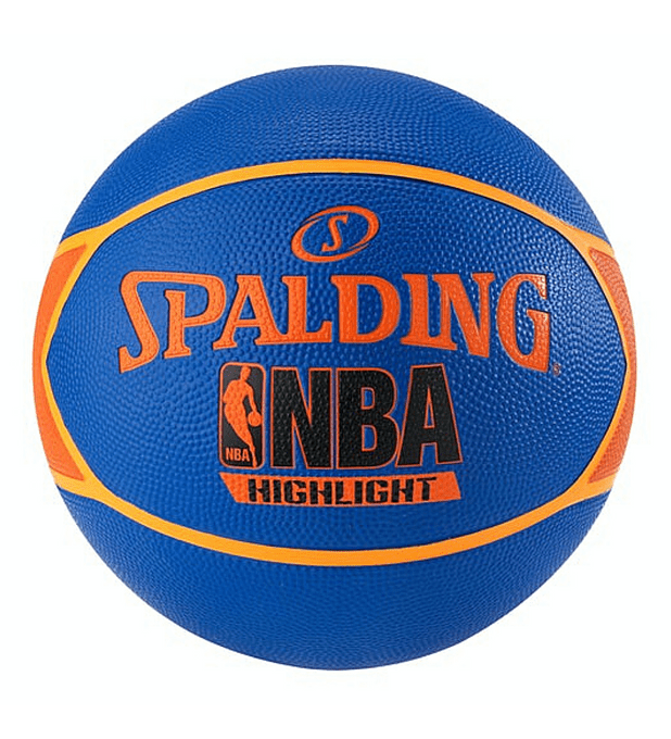 Balón Basketball Spalding NBA Highlight Tamaño 7