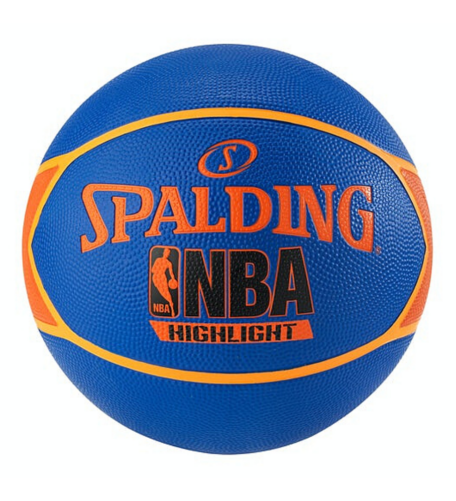 Balón Basketball Spalding NBA Highlight Tamaño 7