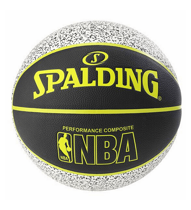 Balón Basketball Spalding NBA Trend Series Notebook Tamaño 7
