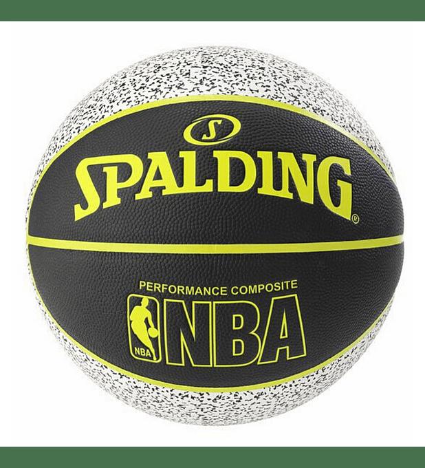 Balón Basketball Spalding NBA Trend Series Notebook Tamaño 7