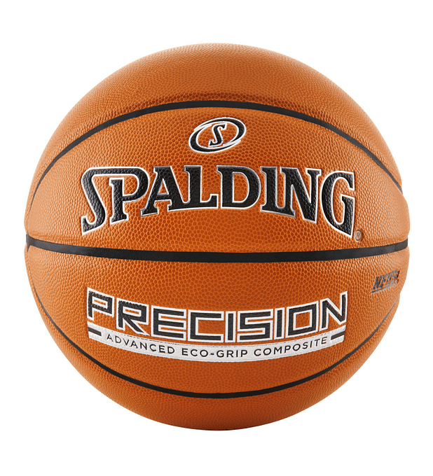 Balón Basketball Spalding Precision Advanced Eco-Grip Tamaño 7