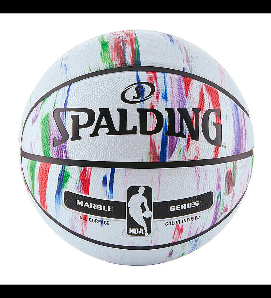 Balón Basketball Spalding NBA Marble Collection Tamaño 7