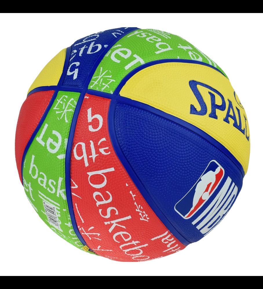 Balón Basketball Spalding Jr. NBA Tamaño 5
