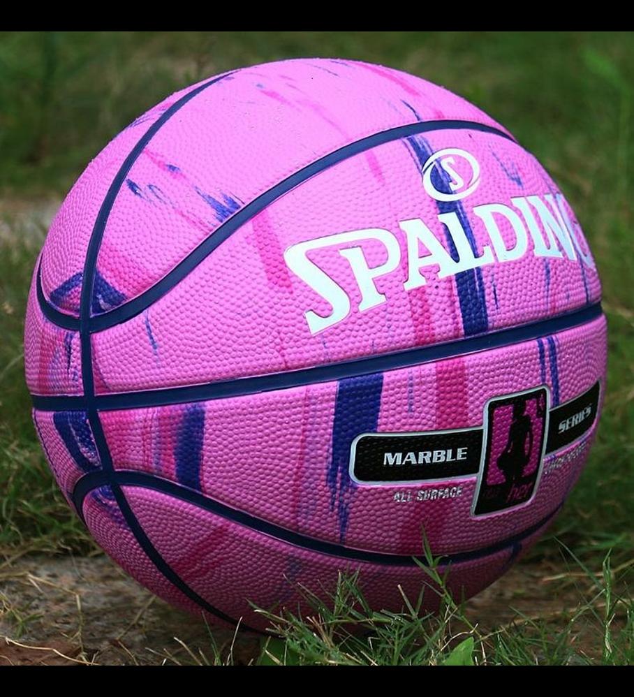 Balón Basketball Spalding NBA 4Her Marble Collection Tamaño 6