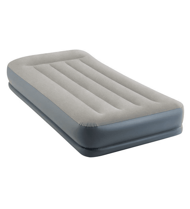 Colchón Inflable Eléctrico Intex 1,5 Plazas 99x191x30 Cm Pillow Rest Mid-Rise