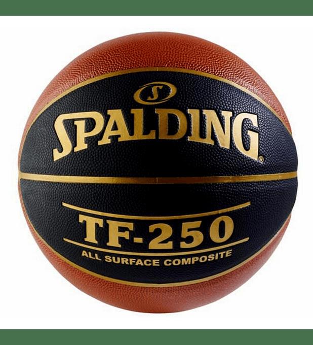 Balón Basketball Spalding TF 250 All Surface Tamaño 5