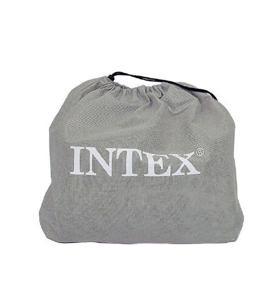 Colchón Inflable Intex 1 Plaza Niño 88x157x18 Cm Cozy Kidz Amarillo