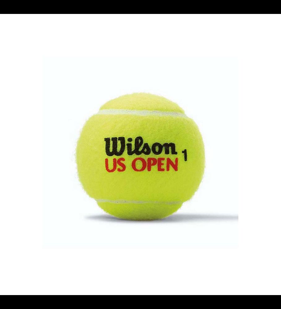 Pelotas Tenis Wilson US Open Extra Duty Cancha Dura 3 Und.