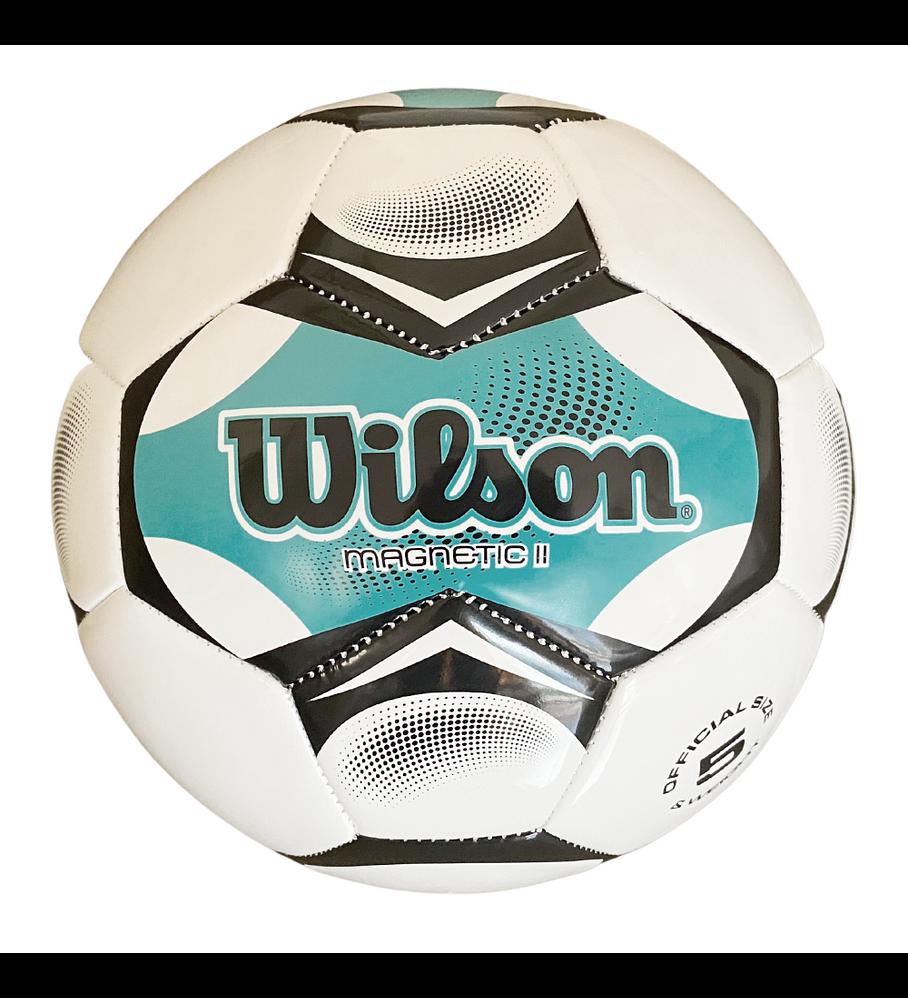 Balón Futbol Wilson Magnetic II Tamaño 5 Verde