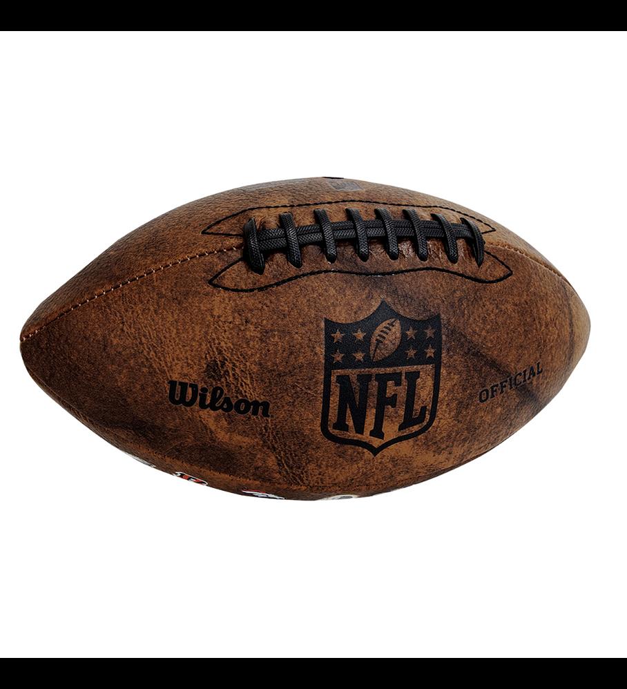 Balón Futbol Americano NFL Jr Throwback 32 Team Logo Tamaño GST Colegial