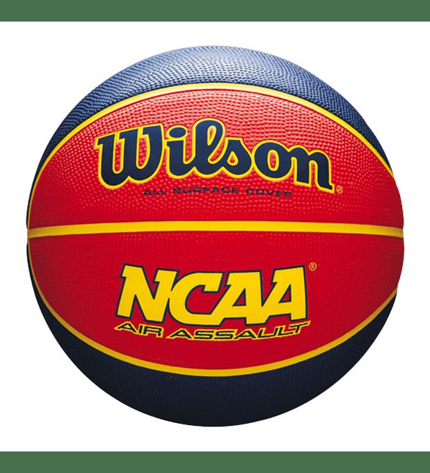 Balón Basketball Wilson NCAA Air Assault Tamaño 7