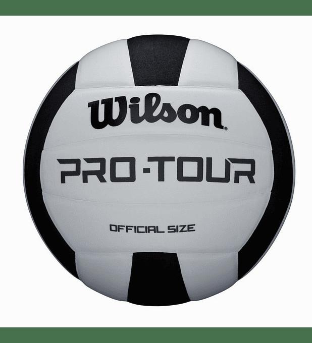 Balón Volleyball Wilson Pro Tour Tamaño 5 Negro