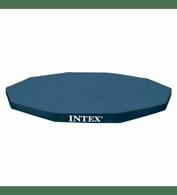 Cobertor Piscina Intex Redondo 366 Cm Pool Cover