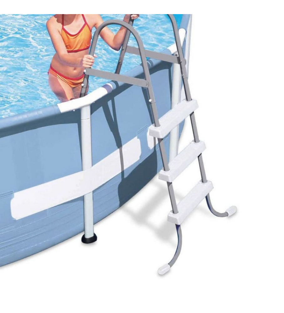 Escalera Piscina Intex 107 Cm Pool Ladder