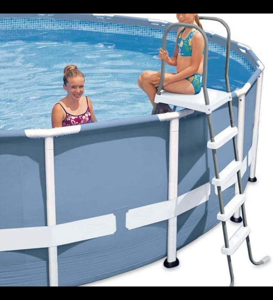 Escalera Piscina Intex 132 Cm Pool Ladder
