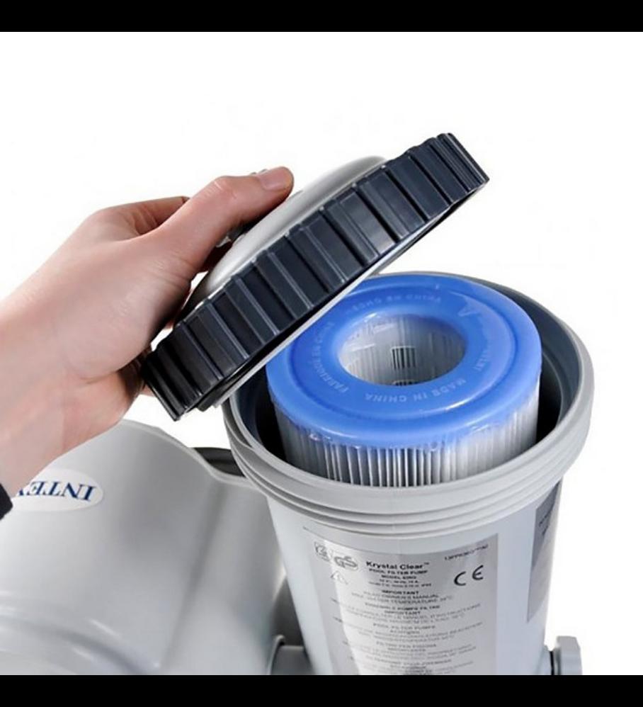 Cartucho Filtro Intex Tipo A para Bomba Pack 2 Unidades Filter Cartridge