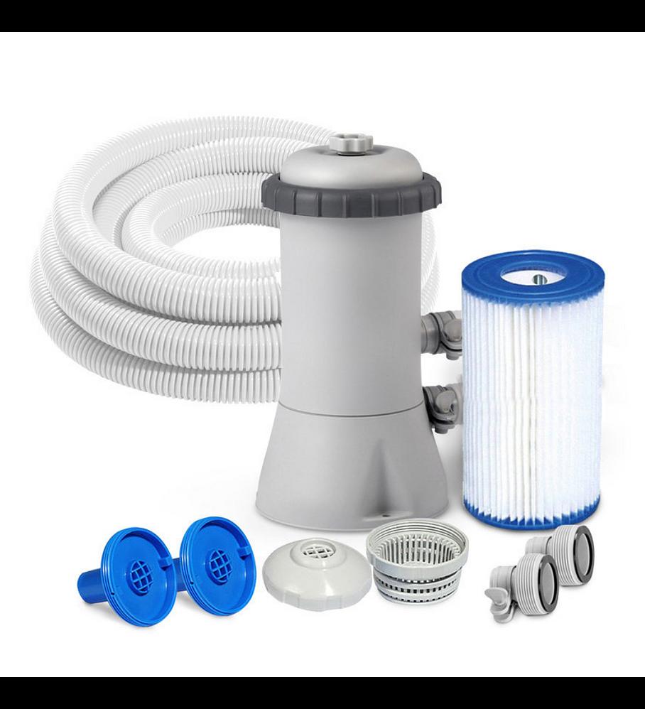 Bomba Intex Para Piscina 3.785 Lts/hr Filter Pumps + Filtro Tipo A