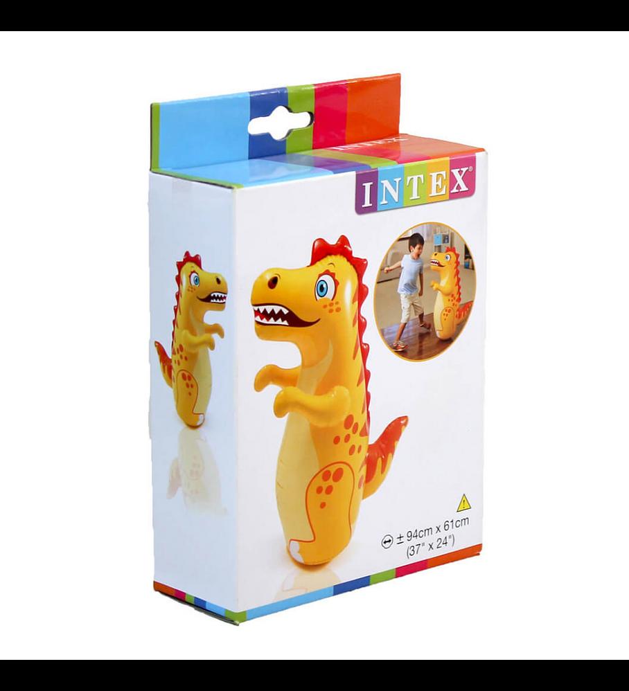 Dinosaurio Porfiado Inflable Intex 3-D Bop Bags