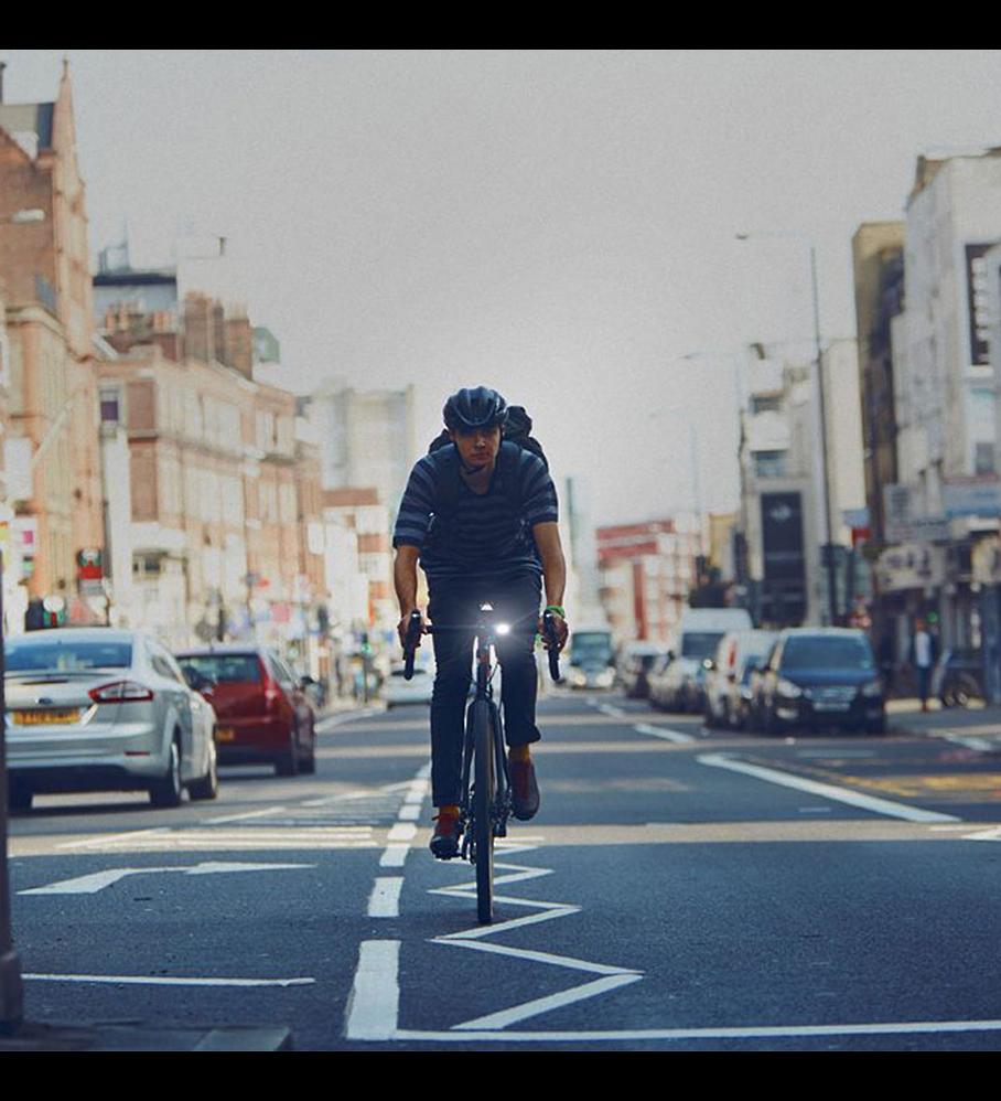 Luz Led Delantera Bicicleta Fl-30