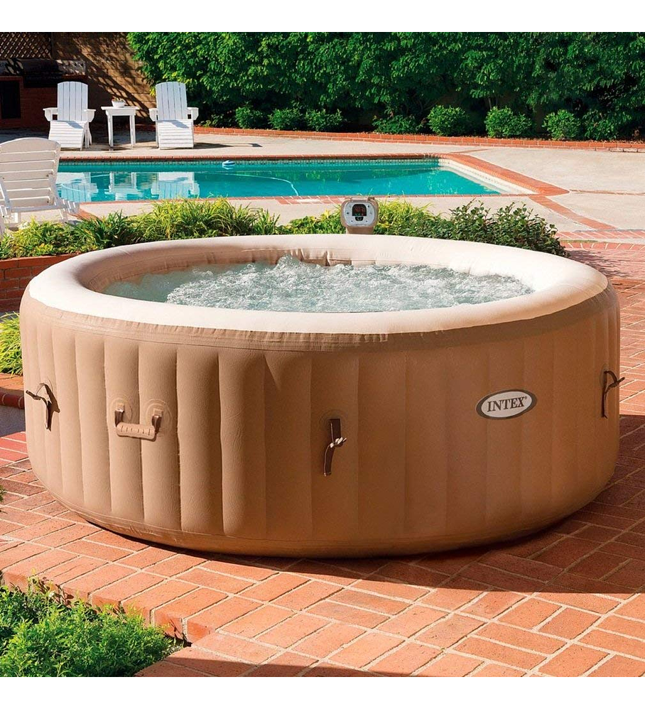 Spa Jacuzzi Inflable Burbujas 6 Personas